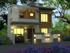 House Designs In India Small House by Ghar Planner Leading House Plan And House Design