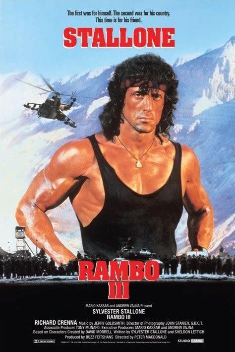film rambo gratuit rambo iii affiche poster acheter en ligne sur europosters