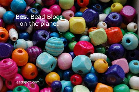 Top 100 Bead Blogs And Websites For Beaded Jewelry Enthusiasts