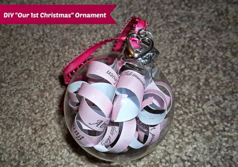 diy ornaments for newlyweds diy ornaments for the newlywed tree newlywed survival