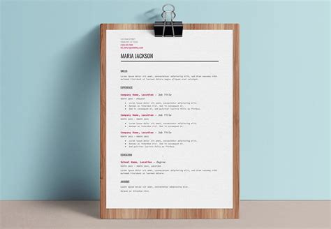 docs resume templates docs resume templates 10 exles to
