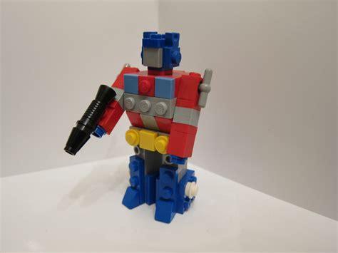 Transformer Optimus Prime Lego lego transformers g1 autobot optimus prime figurine