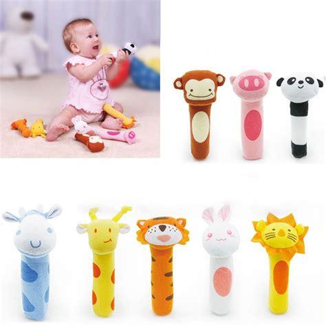 Rattle Stick Mainan Boneka Rattle rattle stick tsaujia mainan bayi bunyi toet toet bentuk