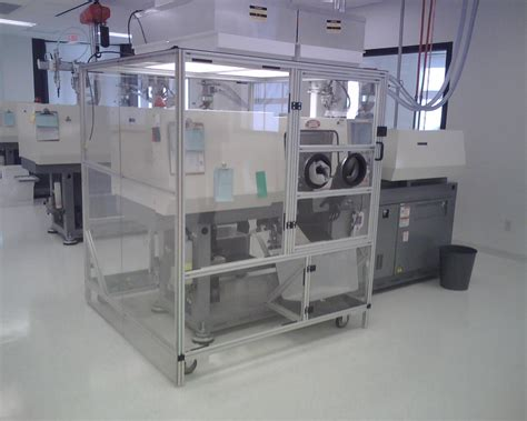 Portable Clean Room by Altair Industries Portable Cleanrooms
