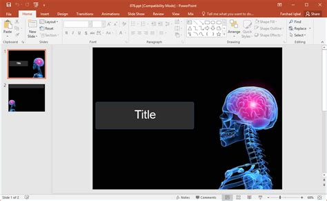 powerpoint templates free brain best brain clipart graphics for powerpoint