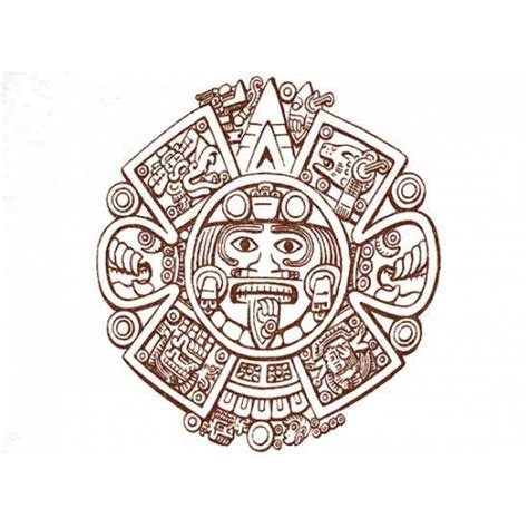 100 aztec gods designs a page 59 of 78 aztec calendar drawing at getdrawings free for