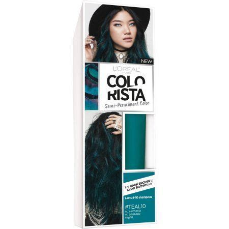 L Oreal Blue l oreal colorista hair color blue products