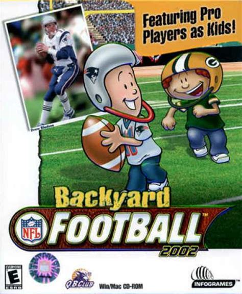 backyard football characters backyard football 2002 game giant bomb