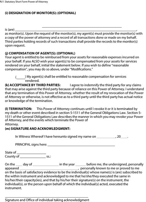 Probate Code Section 45 by Statutory Form Power Of Attorney California Couples With