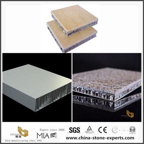 piastrelle alluminio alluminio pannello a nido d ape piastrella composita con