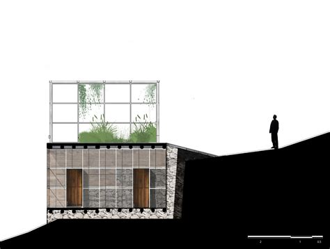 Architecture House Plan gallery of greenhouse atelier al borde 29