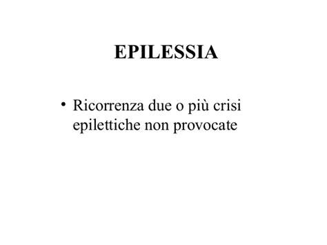 crisi vaso vagale epilessia 1