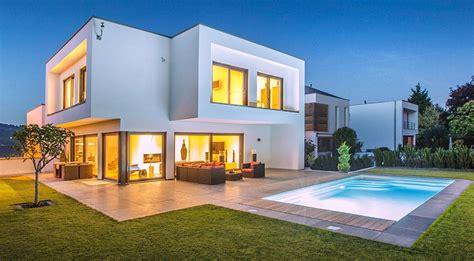 Große Garage Bauen by Hausentwurf Herausragende Kuben In Hanglage Ihr
