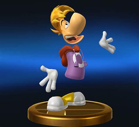 Amiibo Fox Smash Bross Amibo Nintendo 3ds Wiiu Switc T3009 rayman comes to smash bros for wii u and 3ds as