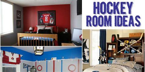 boys sport schlafzimmer die besten 25 boys hockey room ideen auf
