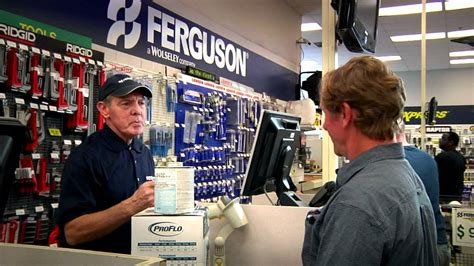 Ferguson Commercial Plumbing by Ferguson Enterprises Commercial Capabilities