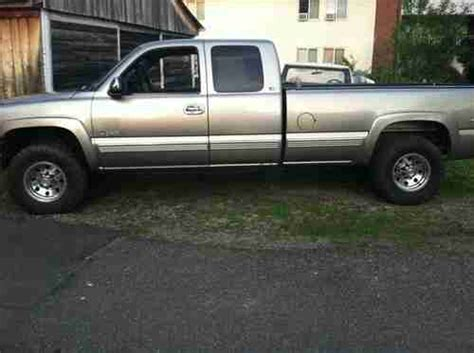 how to fix cars 1999 chevrolet silverado 2500 engine control find used 1999 chevy silverado 2500 4x4 in middleport