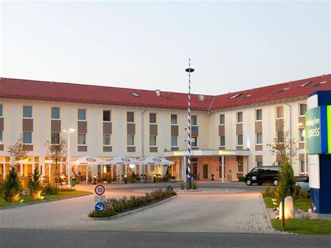 holliday inn münchen m 252 nchen hotel flughafen inn express munich