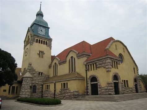 Wonderful Compare And Contrast The Catholic And Anglican Churches #3: Protestant-church-qingdao.jpg