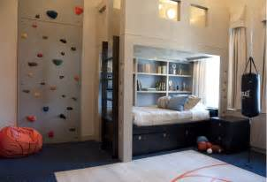 Basketball Hoop Decoration Kids Rooms Climbing Walls And Contemporary Schemes
