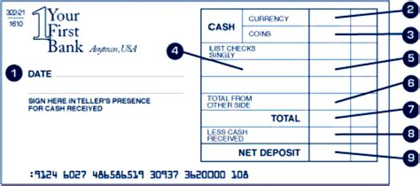 withdrawal slip template bank deposit slips definition you can free on the