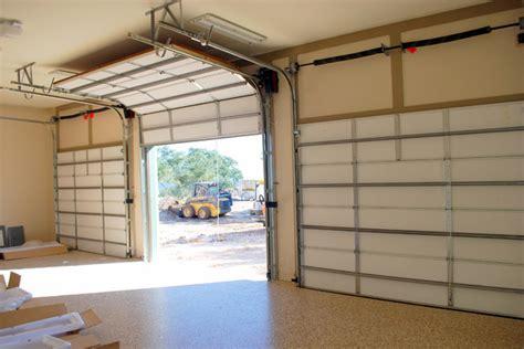 High Lift Garage Door Opener by Cowart Door Garage Door High Lift Traditional Garage