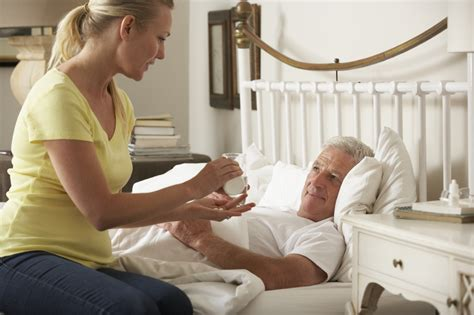 adults in bed nursing specialized support