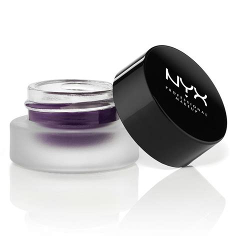Nyx Gel Liner gel liner and smudger nyx professional makeup