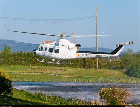 airport möbel ec mpm babcock support services bell 412sp at la coru 241 a