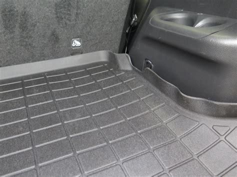 Nissan Rogue Cargo Mat by Weathertech Cargo Liner Black Weathertech Floor Mats Wt40691