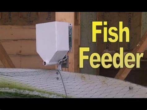 fish feeder diy 1000 ideas about fish feeder on aquaponics aquaponics system and aquaponics diy