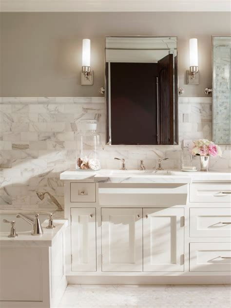 calacatta bathroom calacatta borghini traditional bathroom benjamin