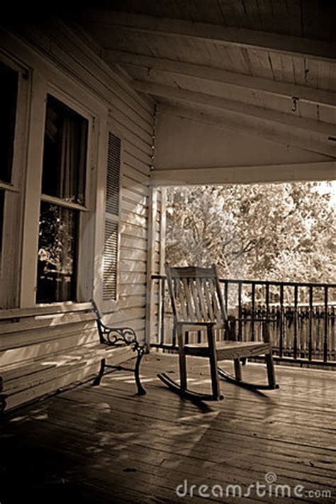 sepia  time country porch royalty  stock