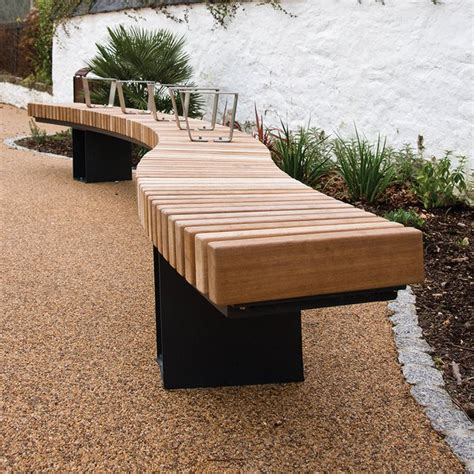 curved outdoor seating uk helston curved bench furniture broxap