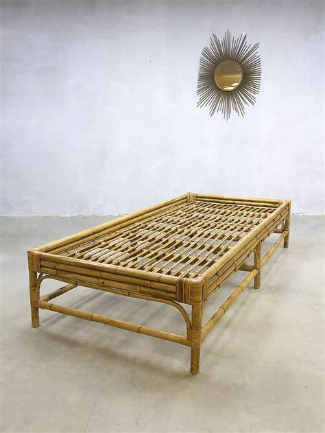 Sofa Bed Rotan vintage rattan daybed rotan sofa rohe noordwolde