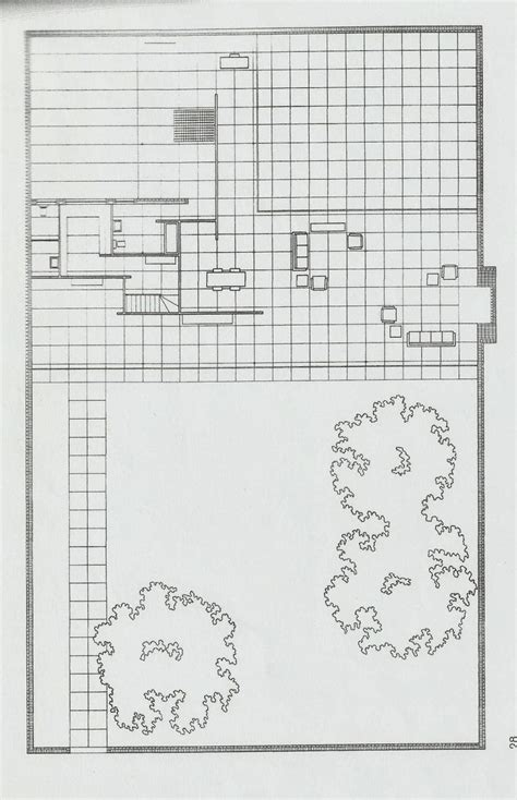 1000 Images About Ludwig Mies Van Der Rohe On Pinterest Mies Der Rohe House Plans