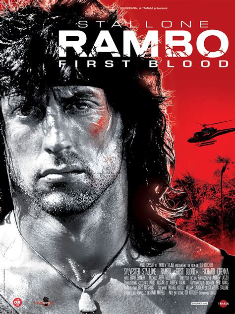 film rambo en vf affiche du film rambo affiche 1 sur 3 allocin 233