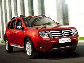 Renaults Cars Wallpapers Renault Duster Car
