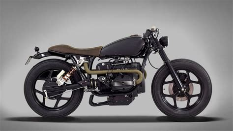 ton up garage indira bmw r80 rt is a monolever marvel