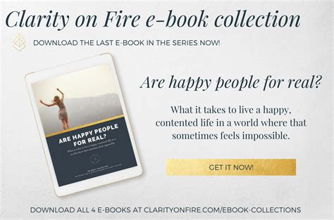 happiness for humans books clarity on