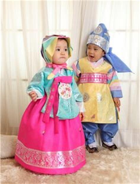 Dress Hanbok Anak Ohbaby hanbok on korean dress korean traditional and korean wed