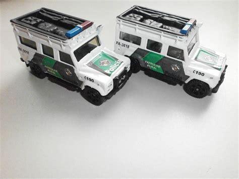 Matchbox Land Rover Defender Putih matchbox land rover defender viatura pm ambiental 49cd 7cm r 49 00 em mercado livre
