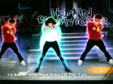 tutorial dance michael jackson michael jackson black or white dance moves youtube
