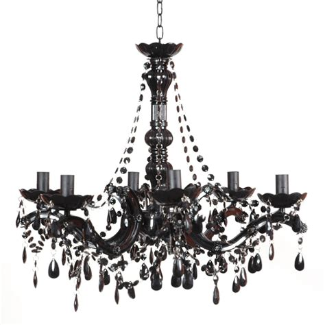 12 Best Collection Of Large Black Chandelier Black Chandelier Meaning