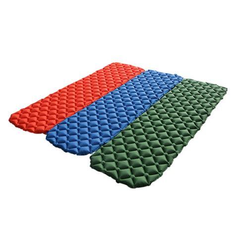 outdoor ultralight cing mat tpu mattress air mattress sleeping pad airbed