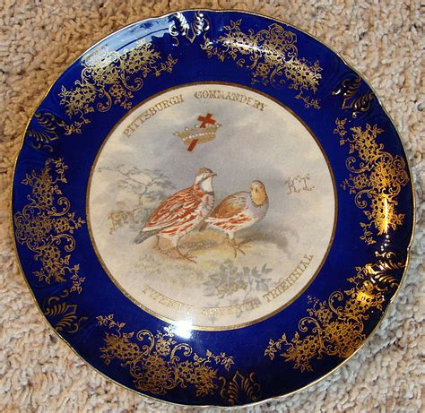 beautiful plates kt 1898 triennial plate ducks