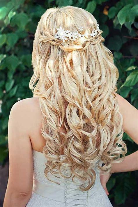 wedding hairstyles down short hair 15 half up half down bridal hair hairstyles haircuts
