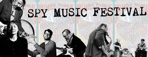 spy music news spy music festival