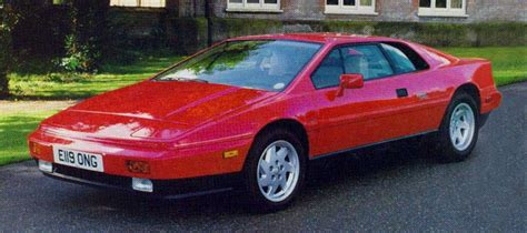 auto repair information 1988 lotus esprit lotus esprit turbo road track test 1988