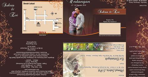desain kartu undangan pernikahan cdr download undangan gratis desain undangan pernikahan